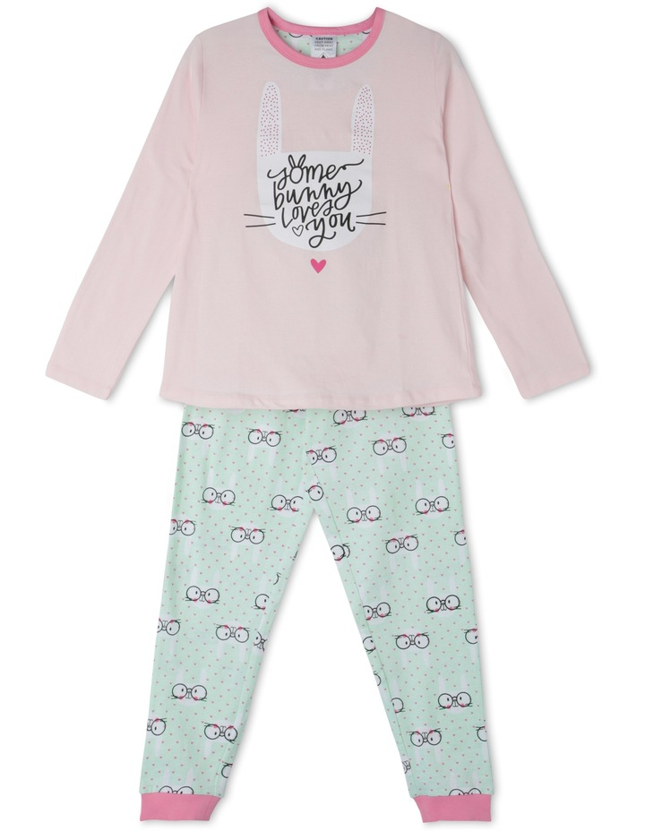 Bunny Loves You Pyjama image 1