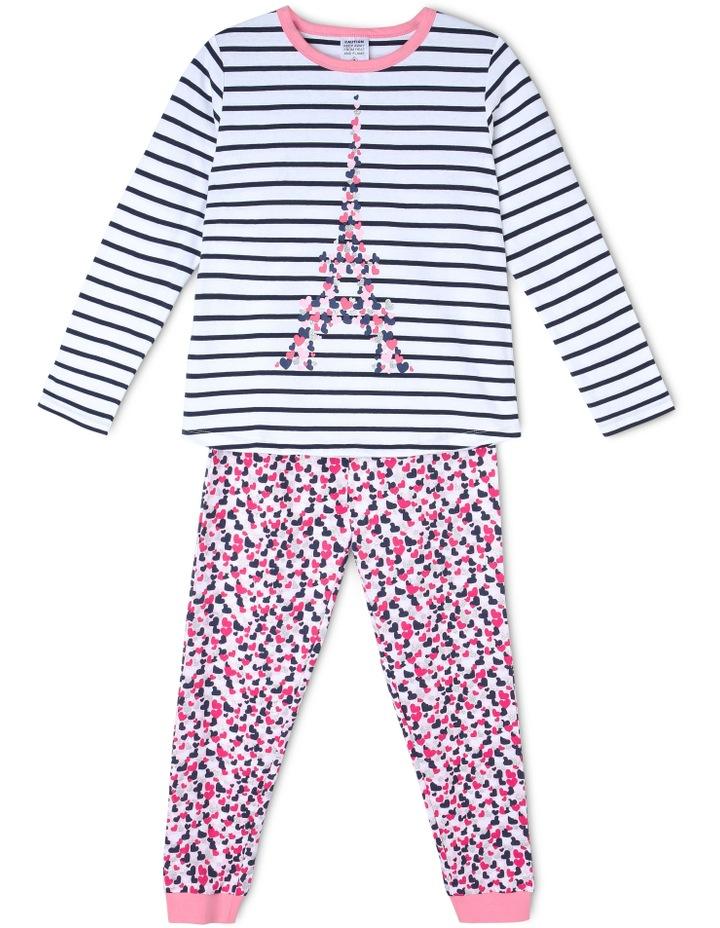 Hearts Eiffel Tower Pyjama SBGW19000-CW5 image 1