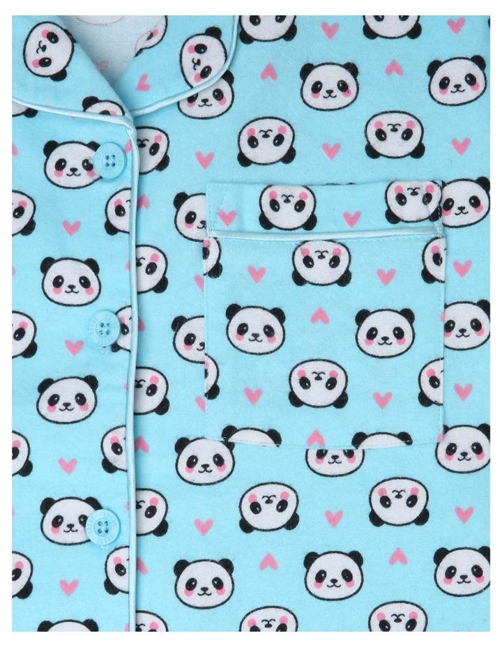 Panda and Hearts Pyjama image 2