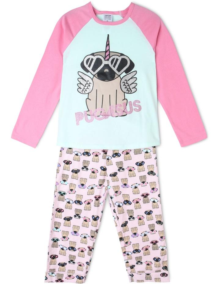 Super Cool Pug Pyjama image 1