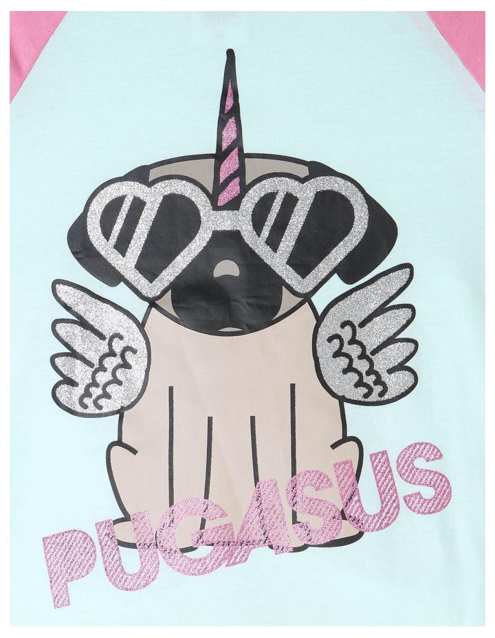 Super Cool Pug Pyjama image 2