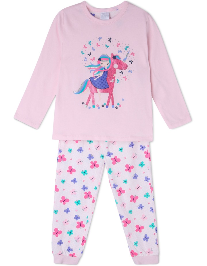 Butterflies And Unicorn Pyjama image 1
