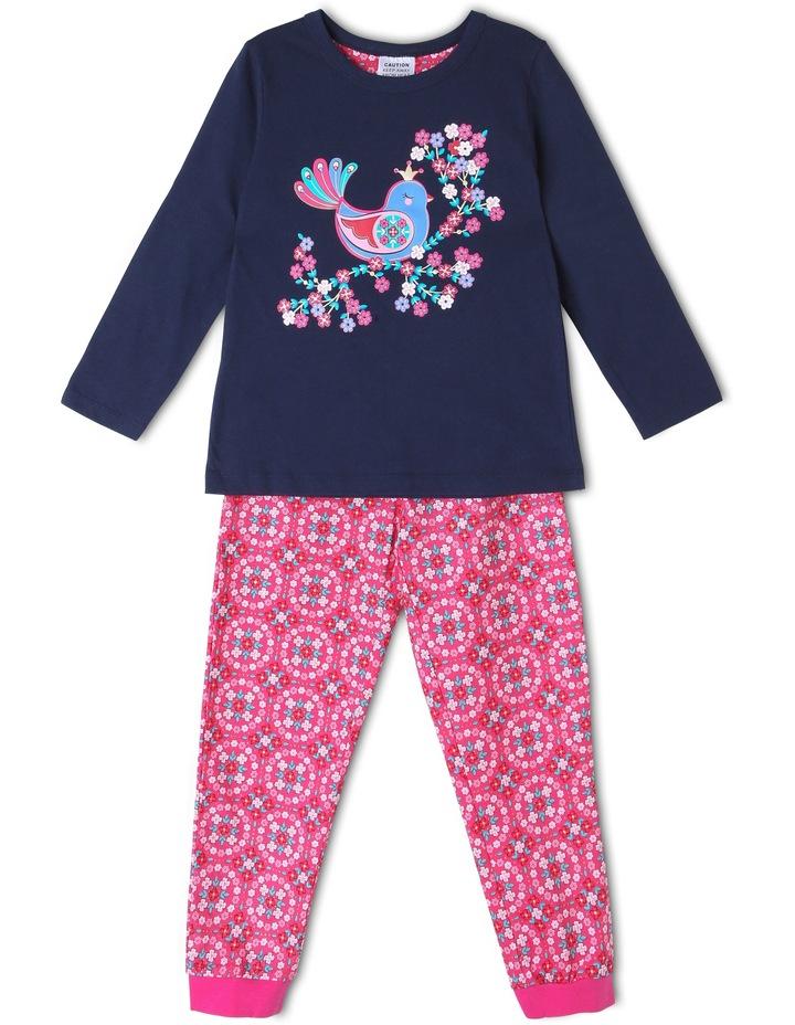 Floral Bird Pyjama image 1
