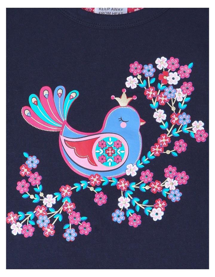 Floral Bird Pyjama image 2