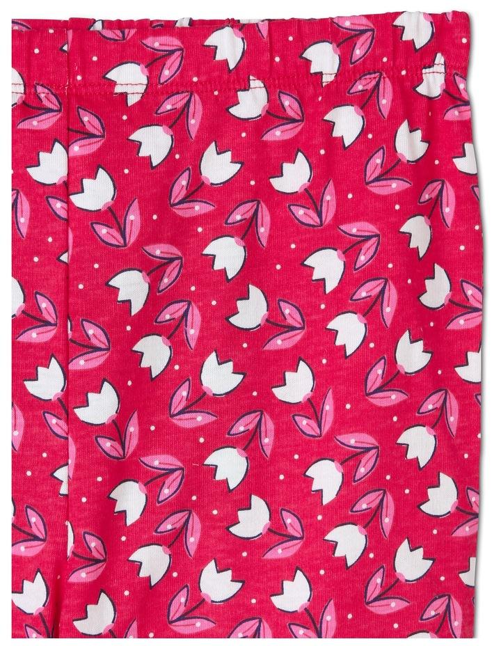 Lady Bug Print Pyjama. image 3