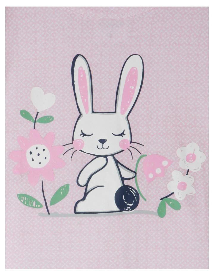 Bunny in Garden Pyjama image 2