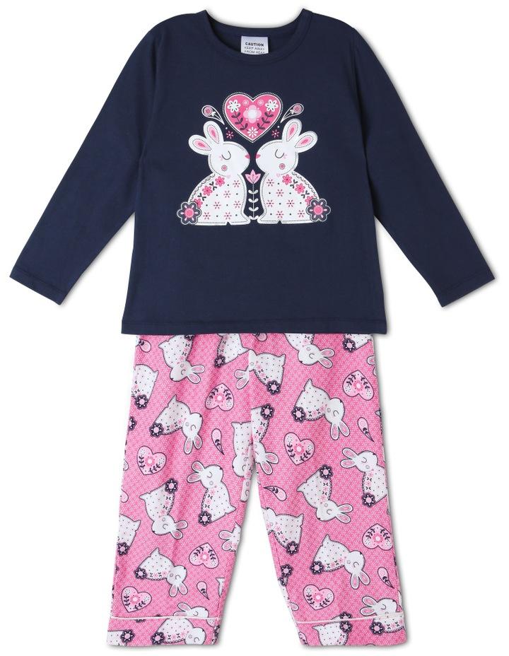 Bunnies In Love Pyjama image 1