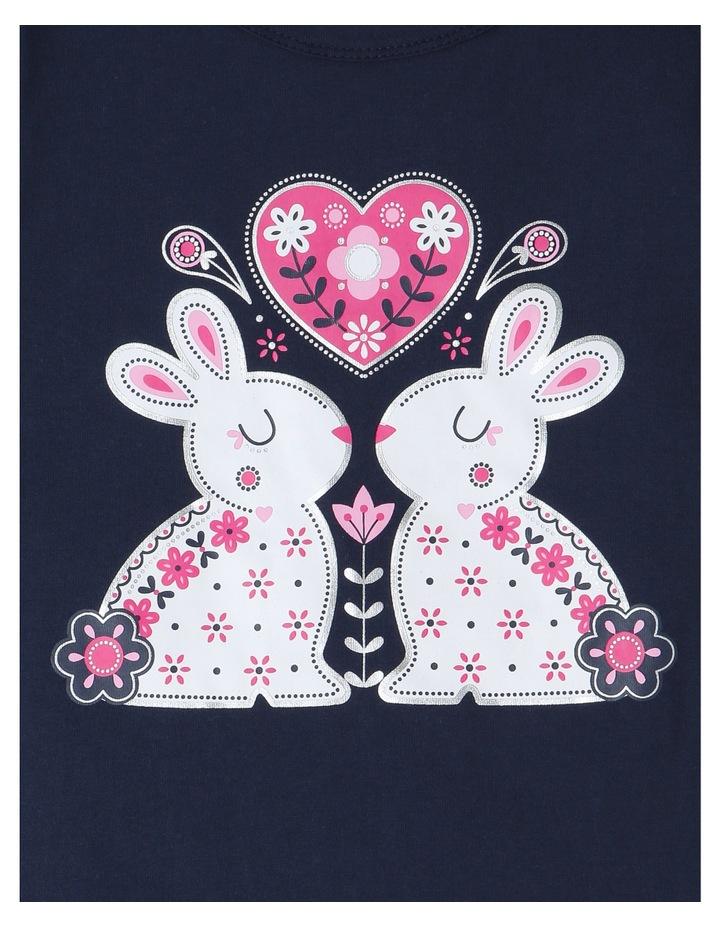 Bunnies In Love Pyjama image 2