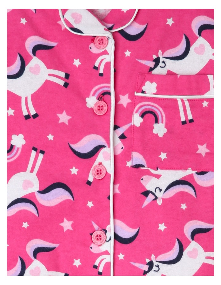 Unicorn Print Pyjama image 2