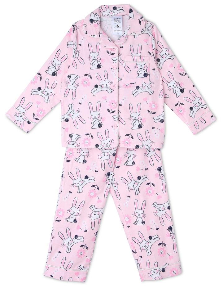 Bunnies and Flowers Pyjama image 1
