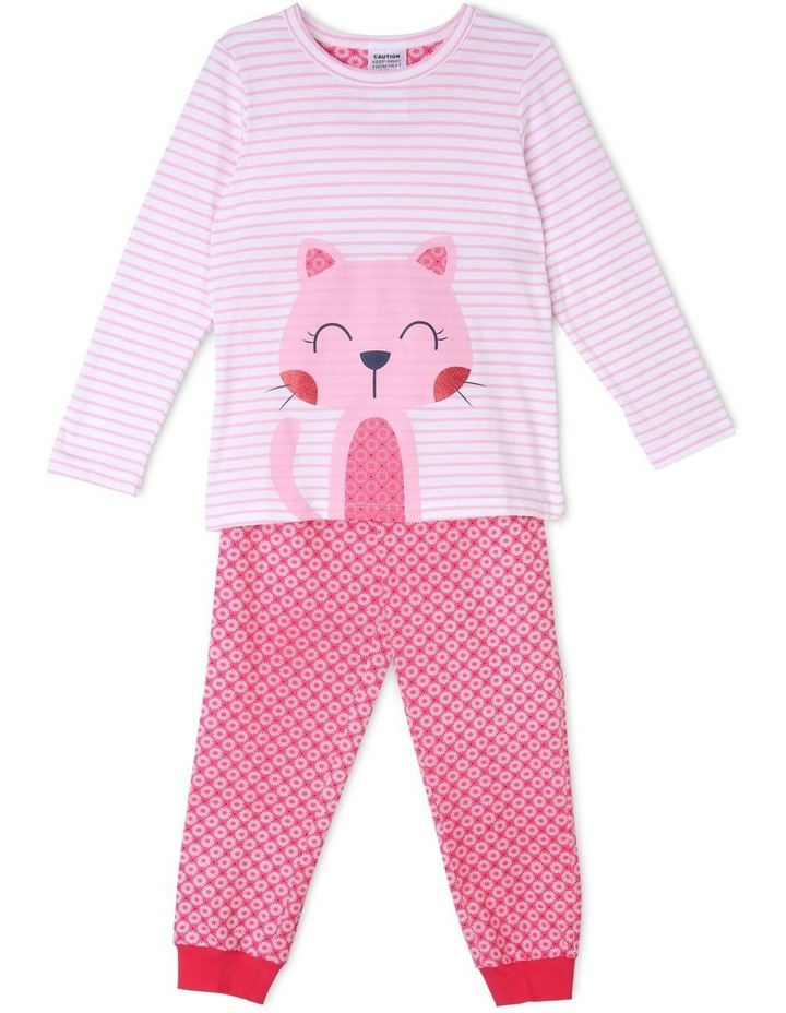 Polka Dot Cat Pyjama image 1