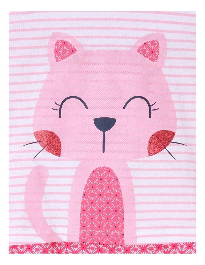 Polka Dot Cat Pyjama image 2