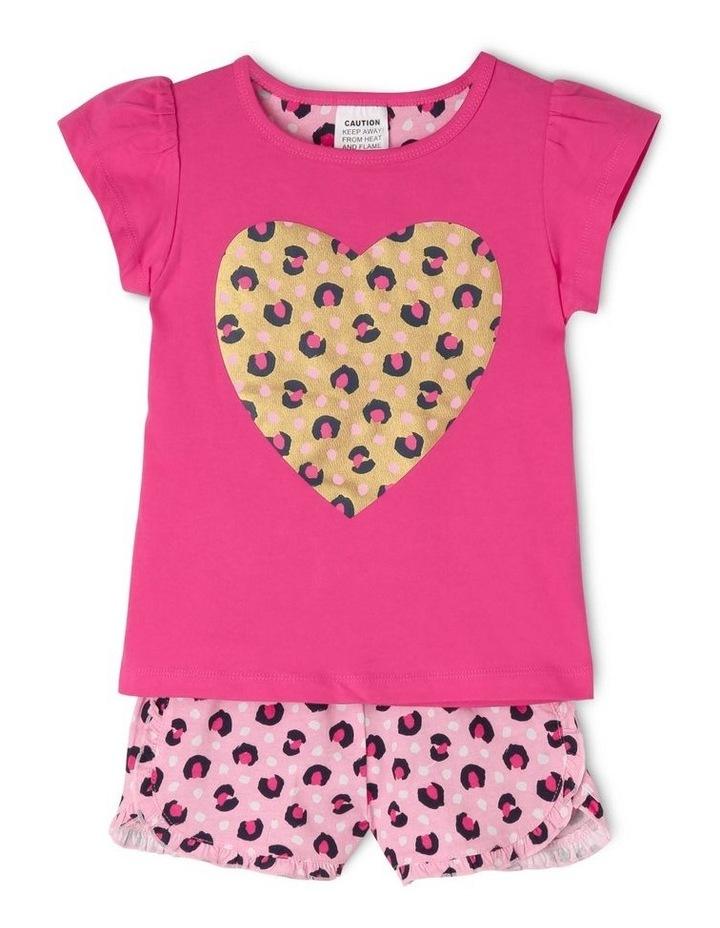 Cheetah Heart Pyjama image 1