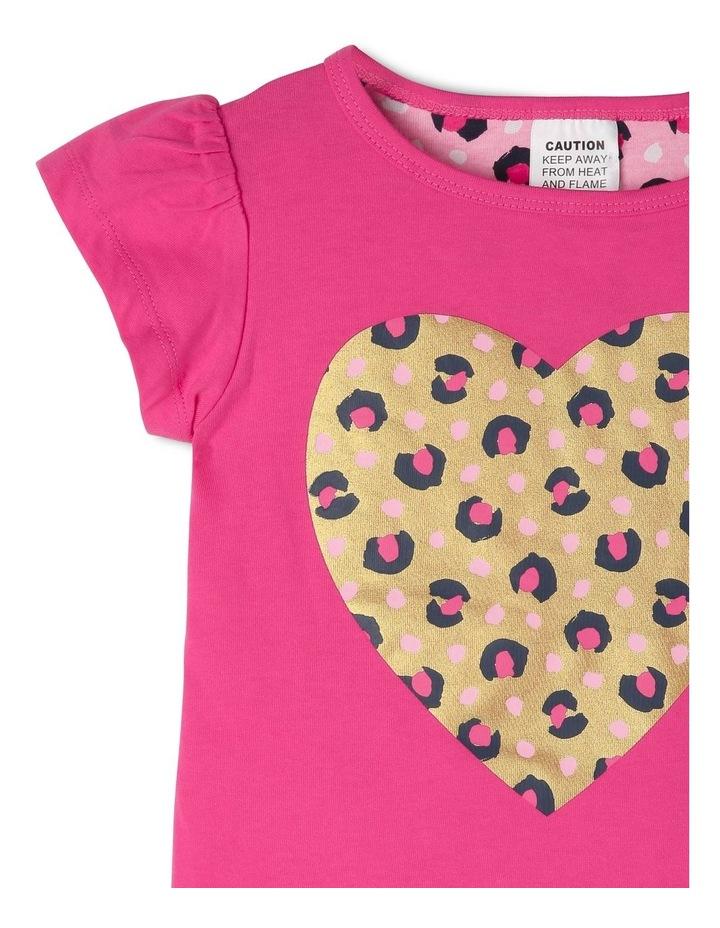 Cheetah Heart Pyjama image 2