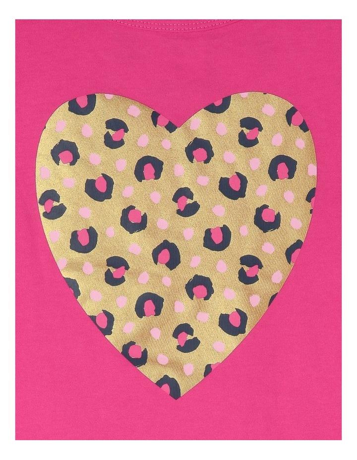 Cheetah Heart Pyjama image 3