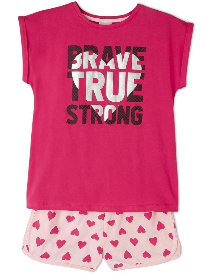 Brave, True, Strong Pyjama image 1