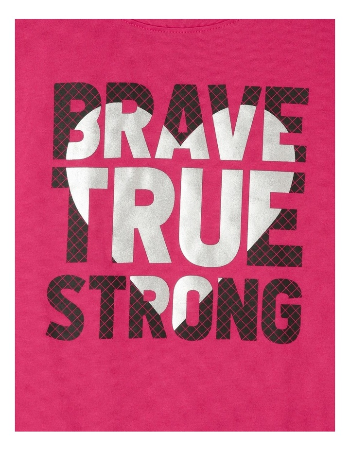 Brave, True, Strong Pyjama image 2