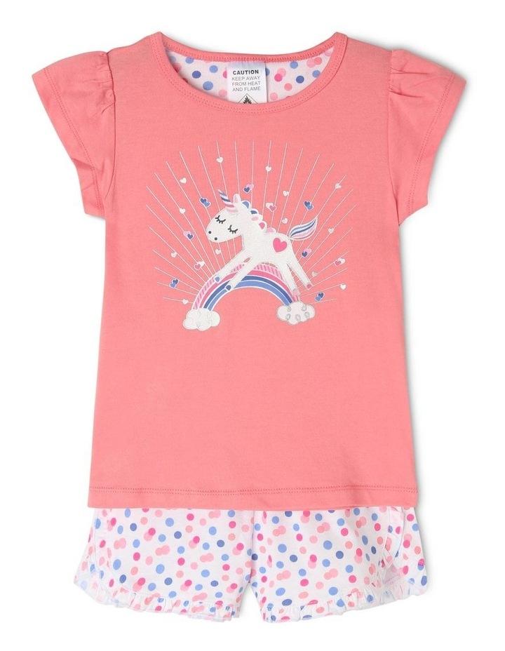 Rainbow Unicorn Pyjama image 1