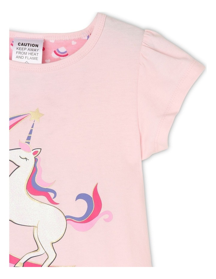 Rainbow Moon and Unicorn Pyjama image 2