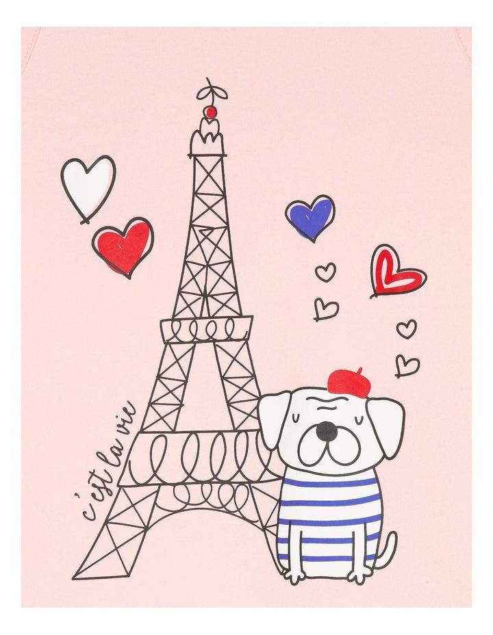 Parisienne Pug Pyjama Set image 2