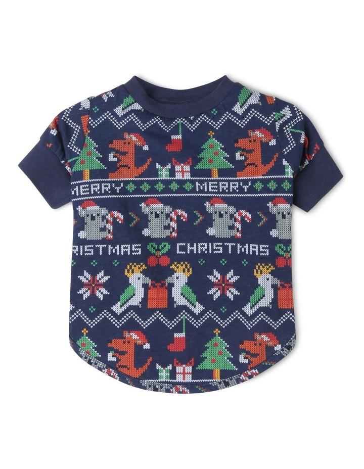 Puppy Australiana Christmas Pyjamas image 1