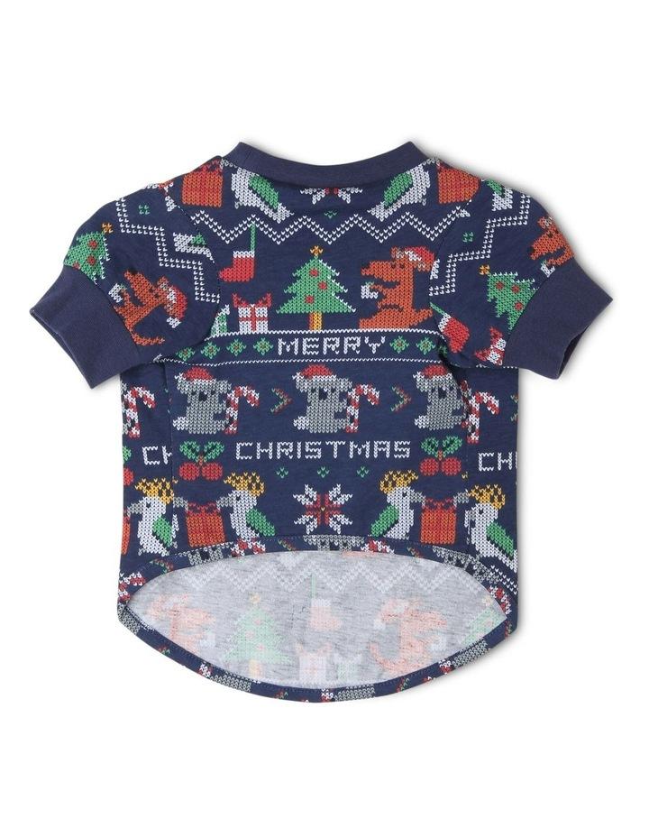 Puppy Australiana Christmas Pyjamas image 2