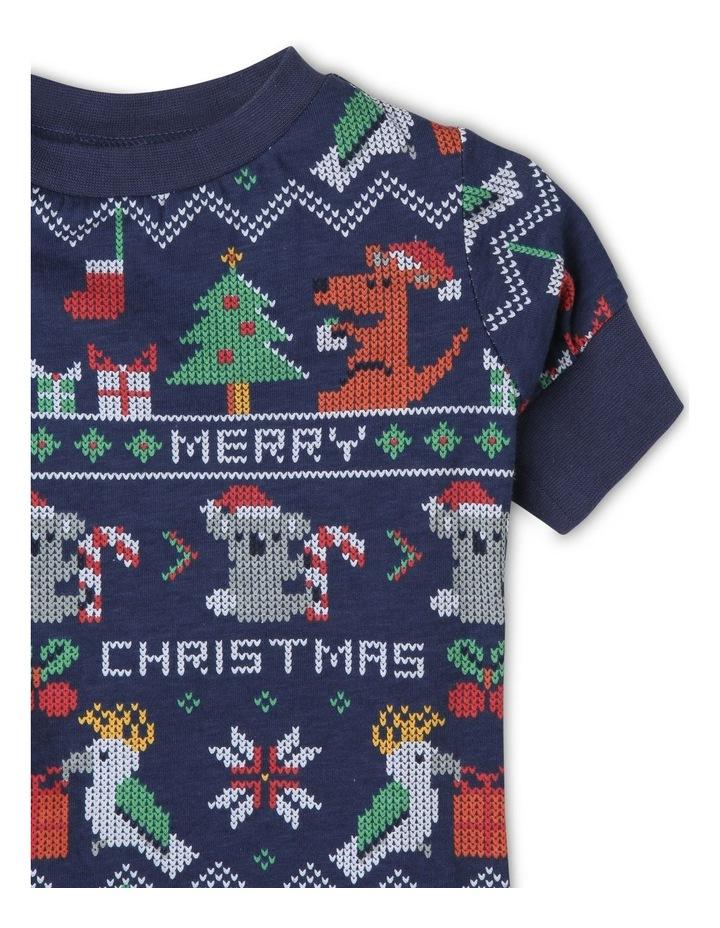 Puppy Australiana Christmas Pyjamas image 3