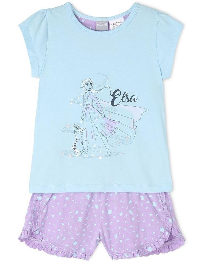 Frozen Elsa and the Wind Spirit Pyjama image 1