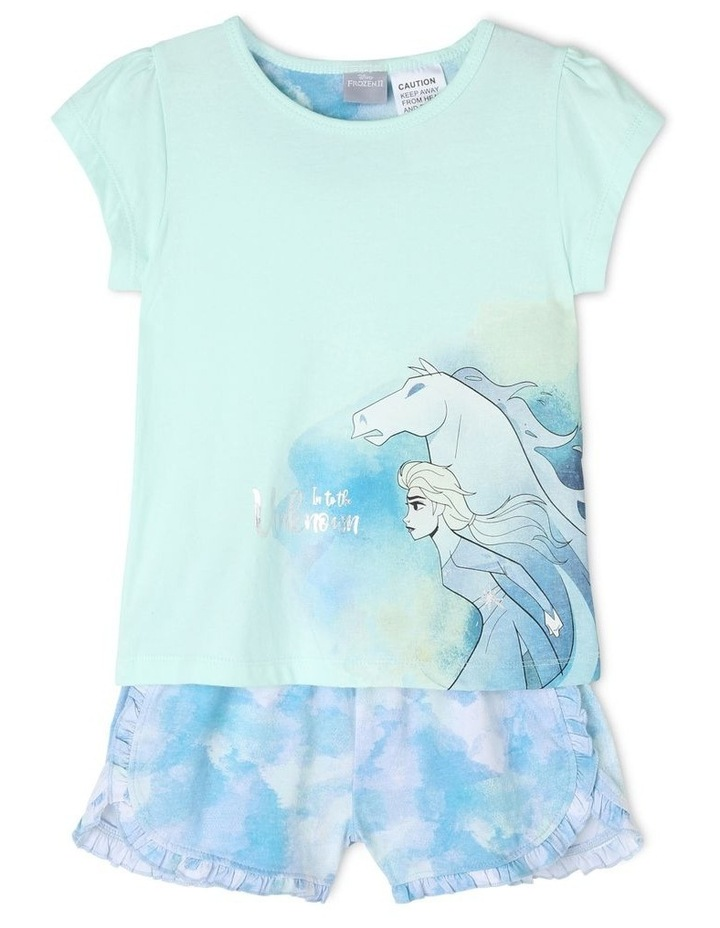 Frozen Elsa and the Unknown Pyjama image 1