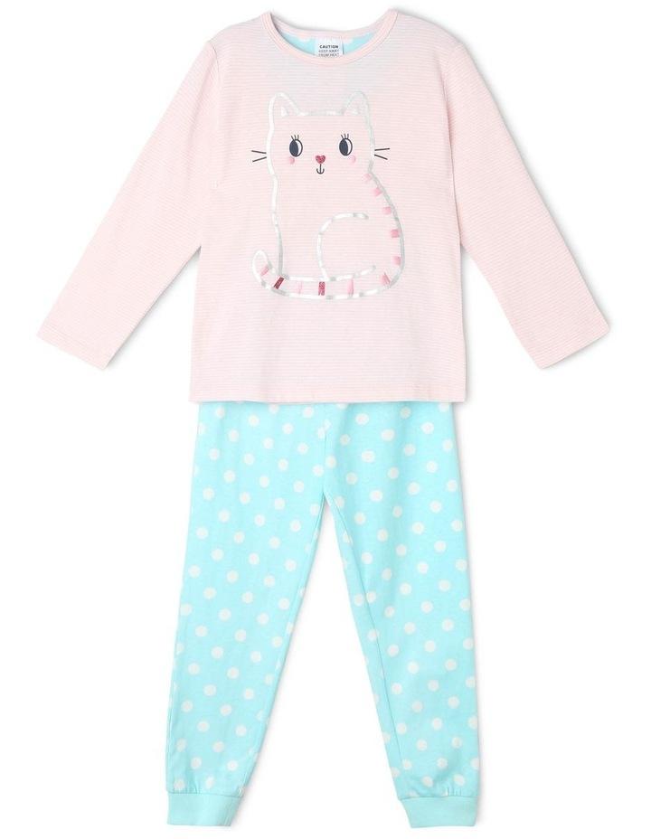 Spotty Kitten Pyjamas image 1