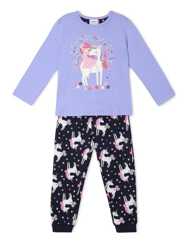 Princess And Unicorn Pyjamas image 1