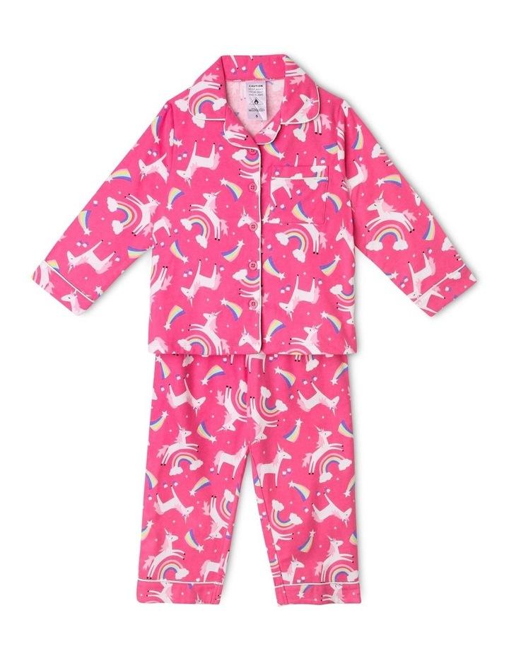 Unicorn & Rainbows Pyjamas image 1