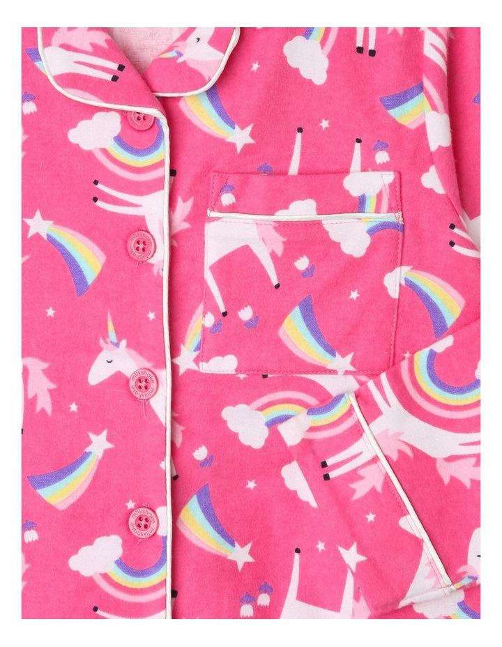 Unicorn & Rainbows Pyjamas image 2