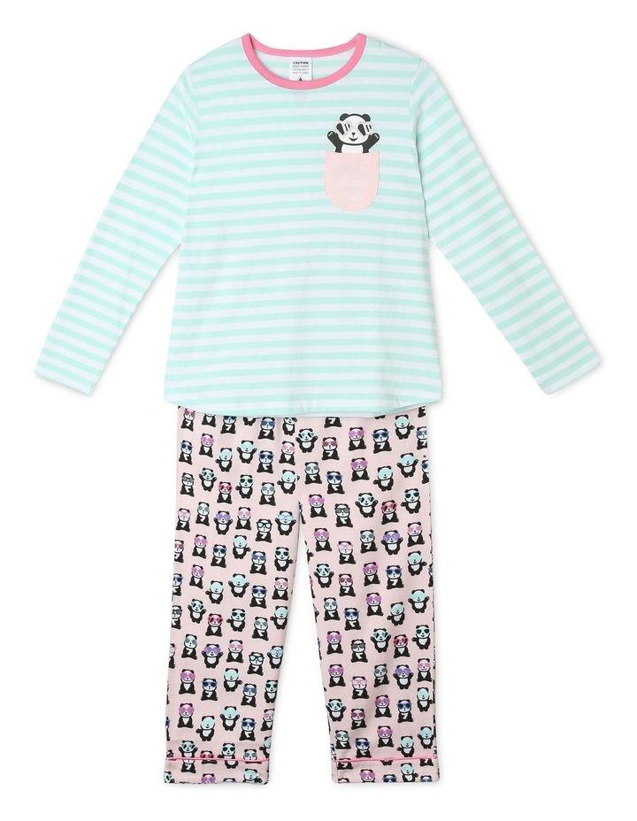 Panda Pocket Pyjamas image 1
