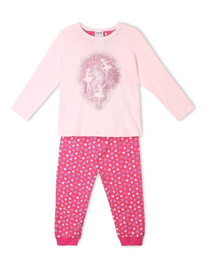 Glitter Balerinas Pyjamas image 1
