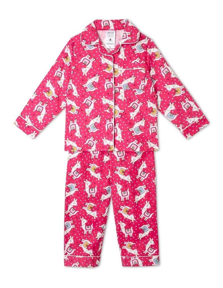 Llama Confetti Pyjamas image 1