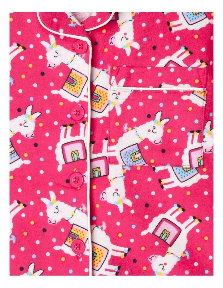 Llama Confetti Pyjamas image 2