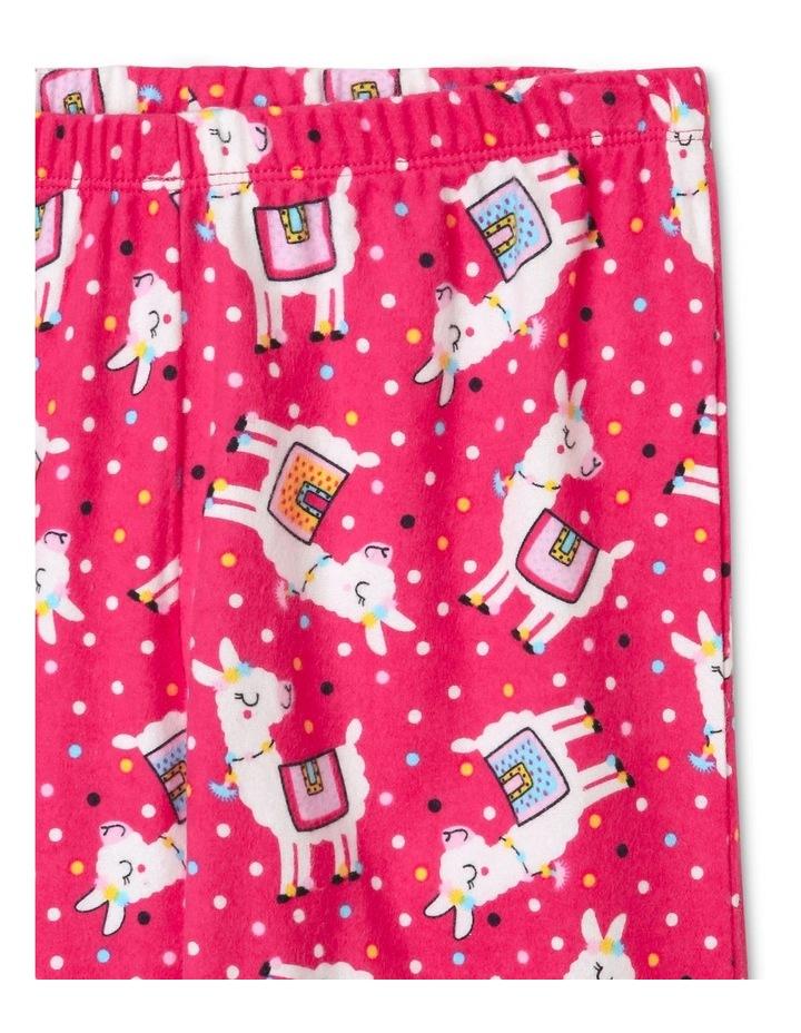 Llama Confetti Pyjamas image 3