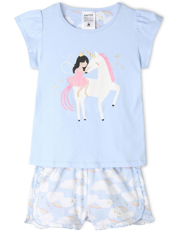 Fairy Princess & The Unicorn Pyjama Set image 1