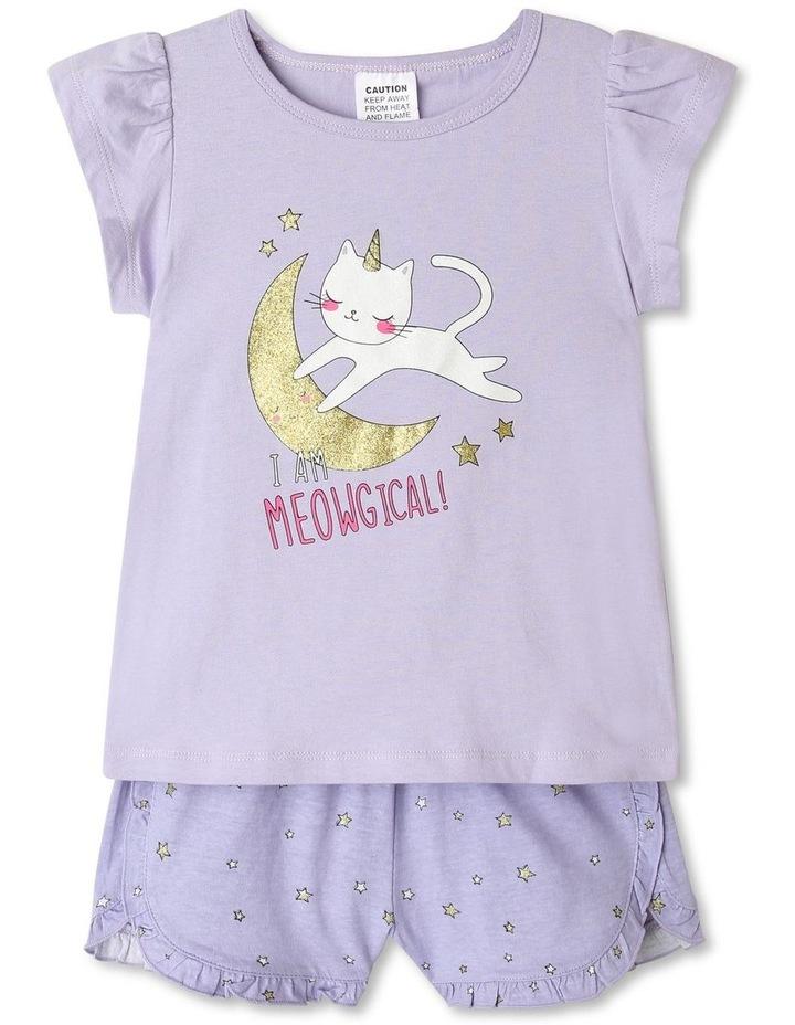 Cat & Moon Pyjama Set image 1