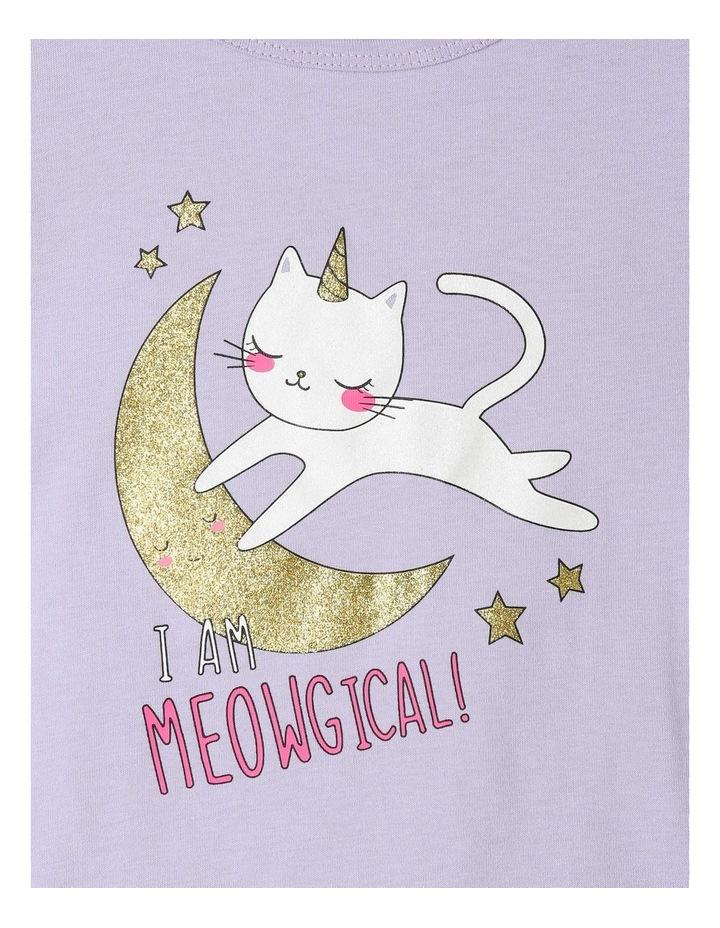 Cat & Moon Pyjama Set image 2