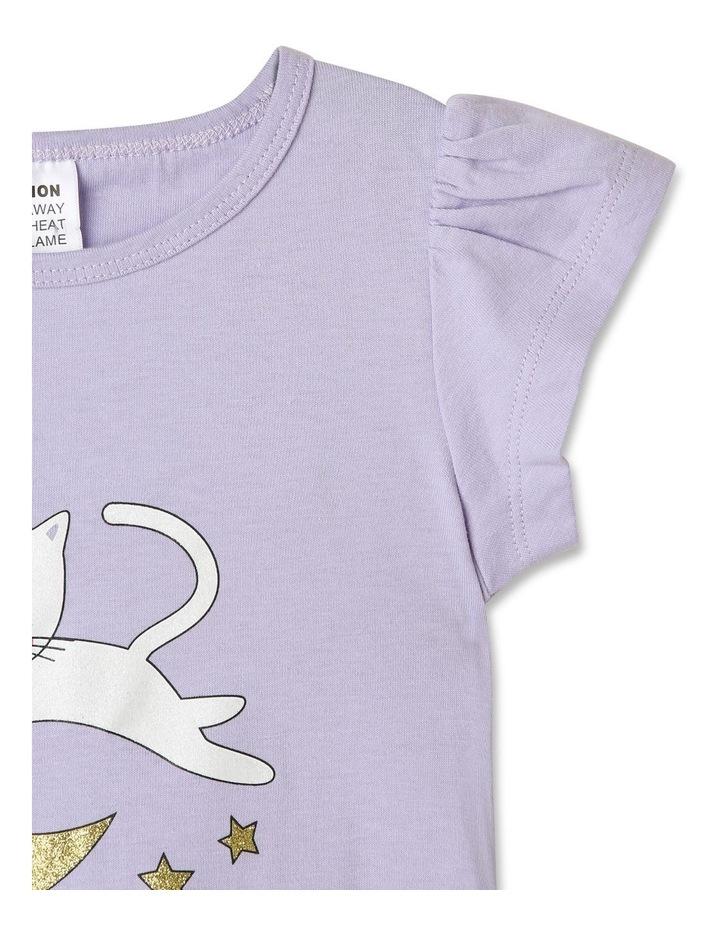Cat & Moon Pyjama Set image 3