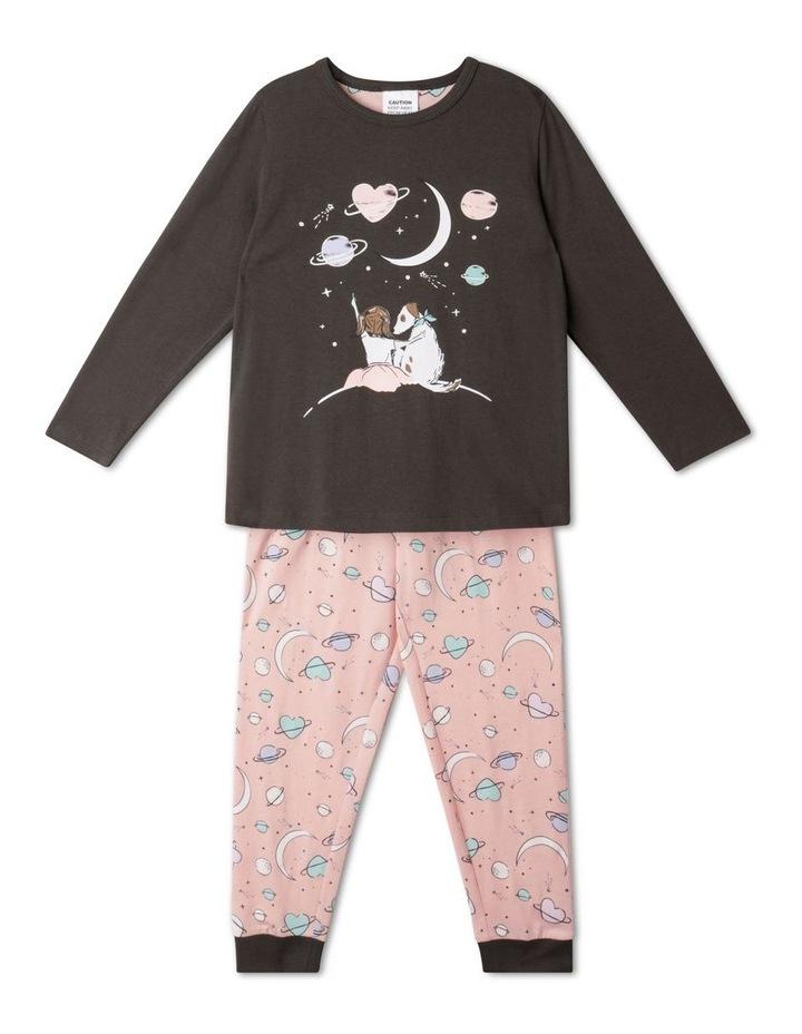 Best Friends in Space Pyjama Set image 1