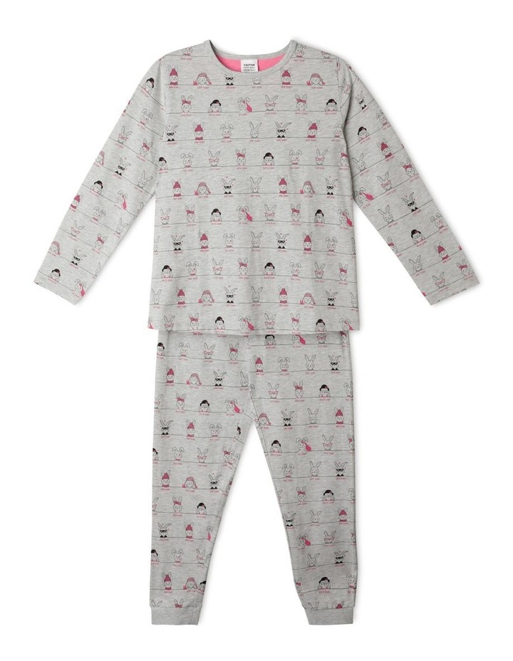 Mixed Bunnies Pyjama Set image 1