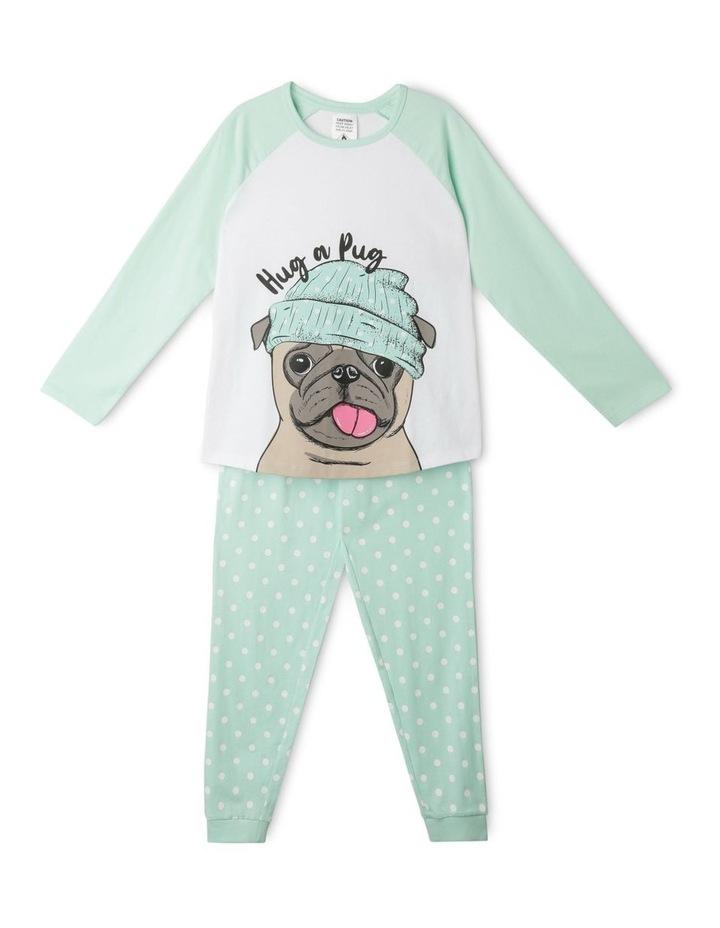 Hug A Pug Pyjama Set image 1