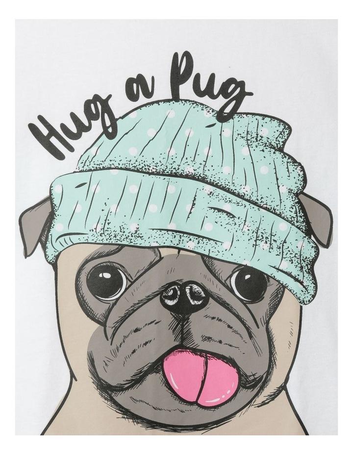 Hug A Pug Pyjama Set image 2