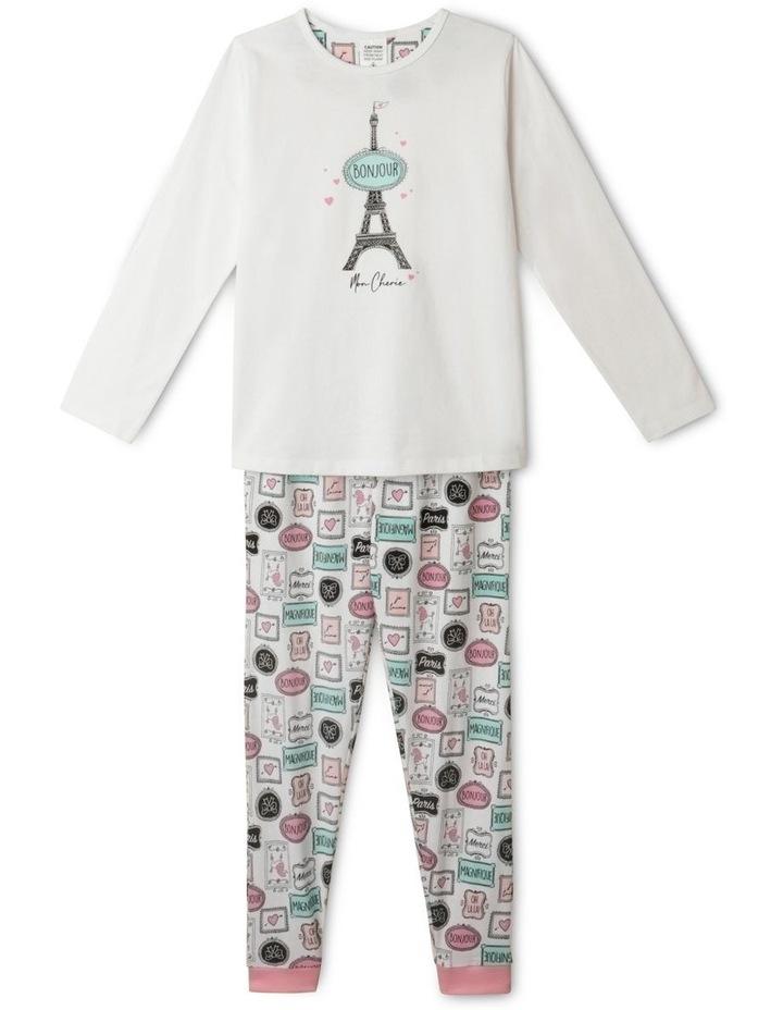 Bonjour Paris Pyjama Set image 1