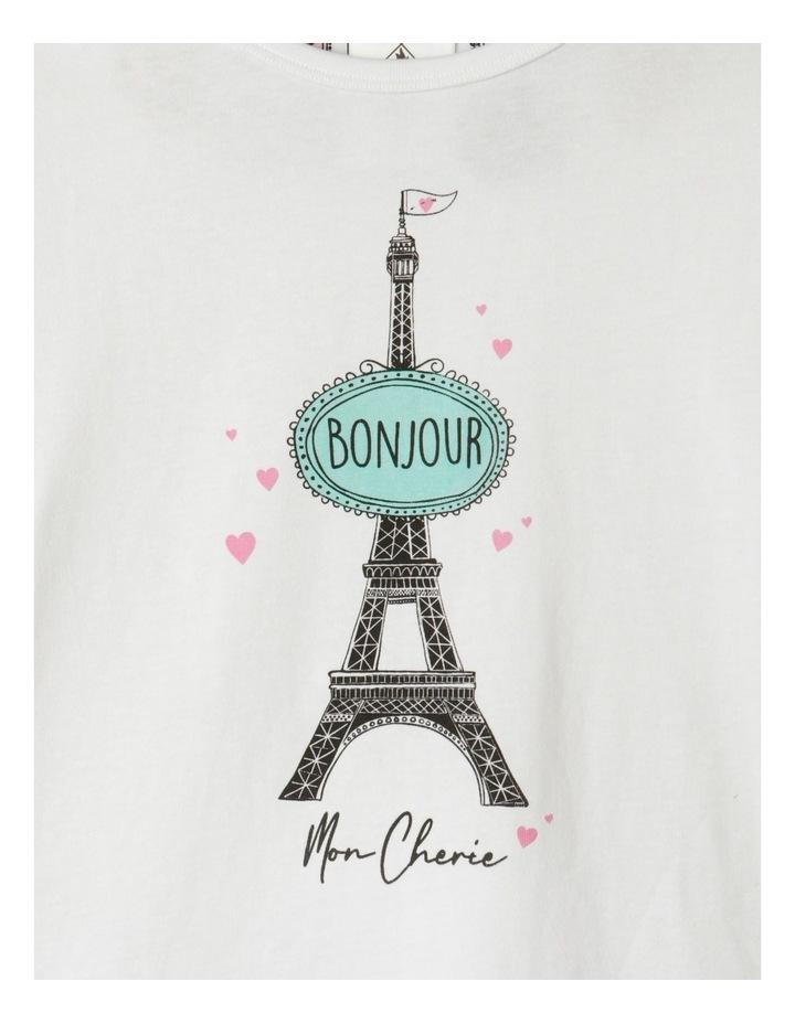 Bonjour Paris Pyjama Set image 3