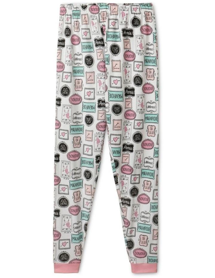 Bonjour Paris Pyjama Set image 4