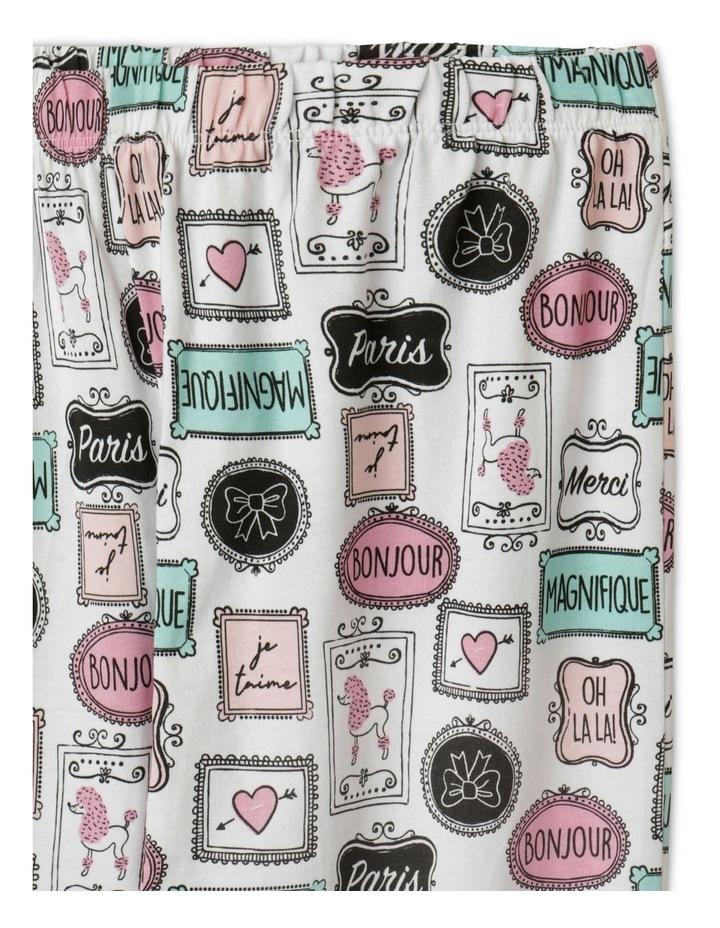 Bonjour Paris Pyjama Set image 5